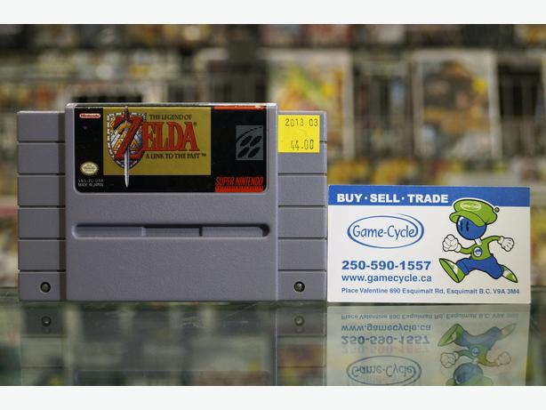 The Legend Of Zelda A Link To The Past For SNES @ Game Cycle