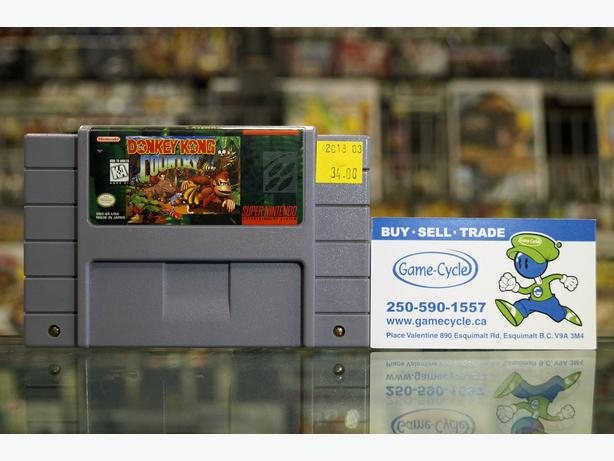 Donkey Kong Country For SNES @ Game Cycle