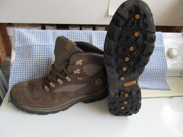 Timberland Chocorua Trail Waterproof Hiking Shoes