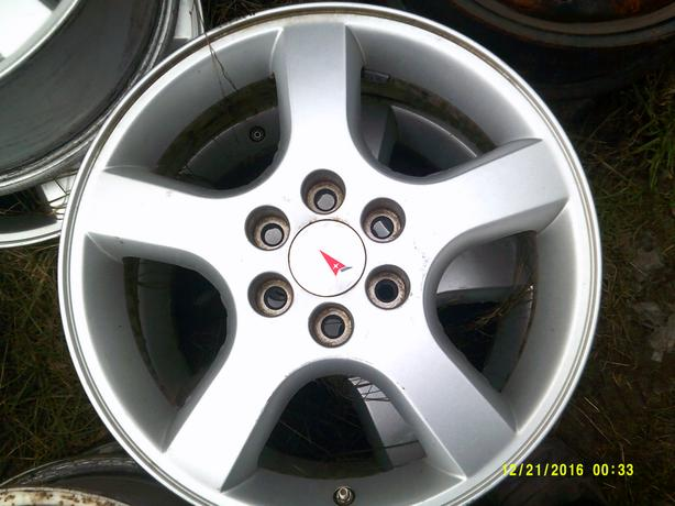 "17"" Wheels for Pontiac Montana"