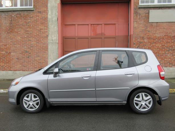2008 Honda Fit LX - LOCAL BC VEHICLE!