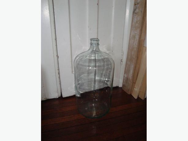 five gallons jug