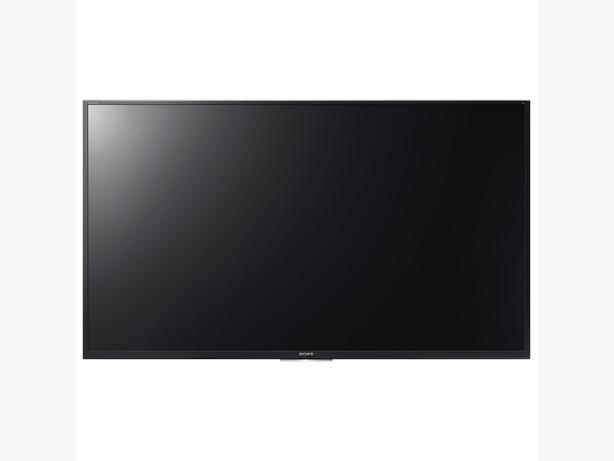 "Sony XBR49X700D 4k 49"" + 4 yr extended warranty (paid $1254)"
