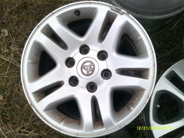 "17"" Toyota Wheels"