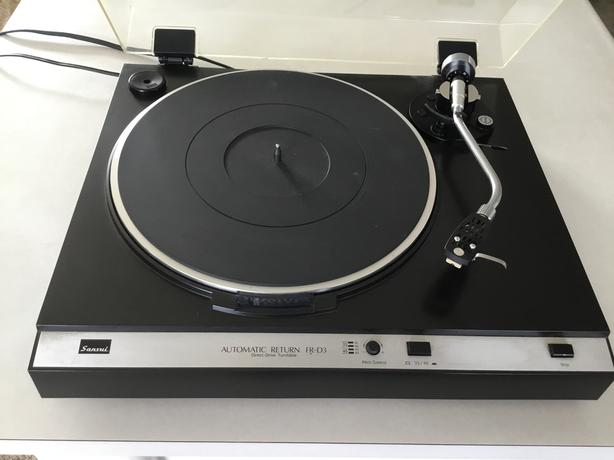 SANSUI DIRECT-DRIVE TURNTABLE FOR SALE