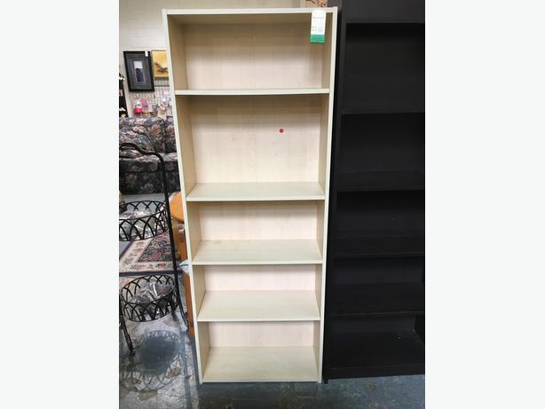 Blonde Ikea Bookshelf (2 available) | #863