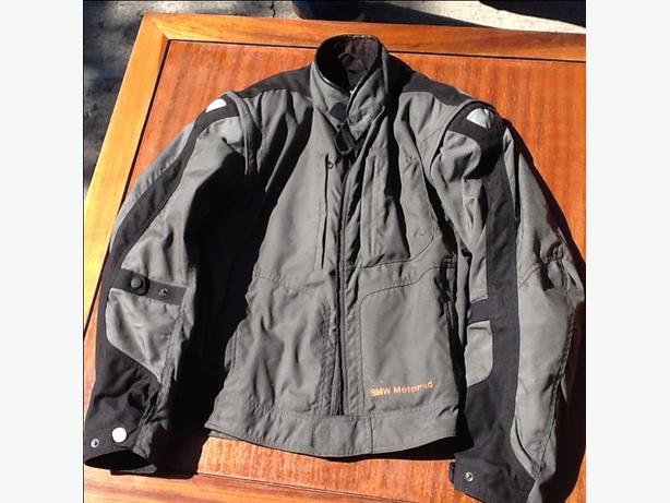 BMW motorcycle jacket