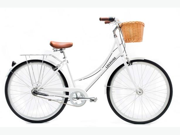 Lochside uptown womans bike like new