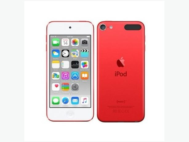 iPod Touch 128 GB Product Red edition
