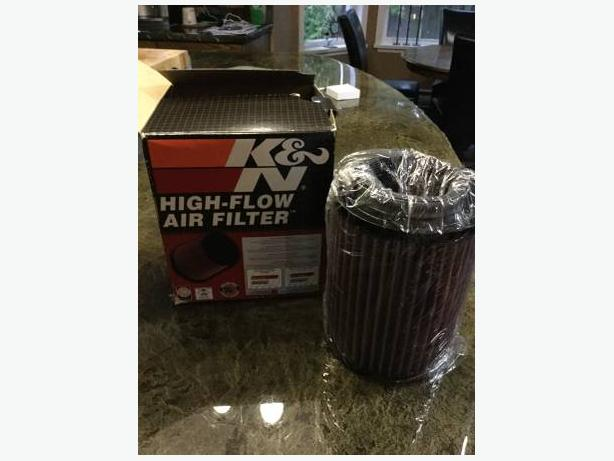 ***K+N air filter new in box***