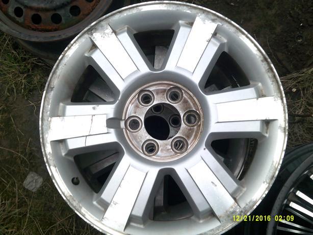 """20"""" Ford F150 Silver Painted Wheels"""
