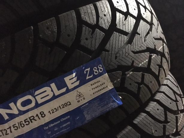 Priced to clear 275/65R18 10ply Noble 788