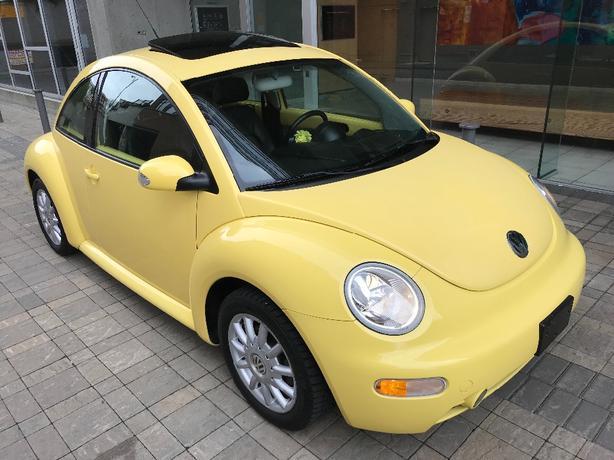 2004 Volkswagen Beetle TDI