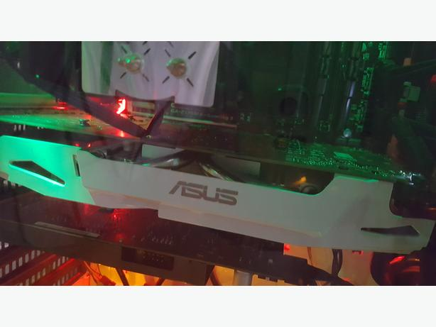 ASUS GeForce GTX 1060 3GB Dual-Fan OC Edition Graphics Card