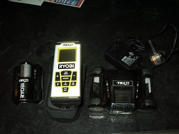 Ryobi Laser Distance Measurer