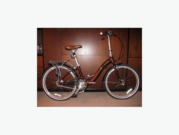 Folding Dahon Women's Bike
