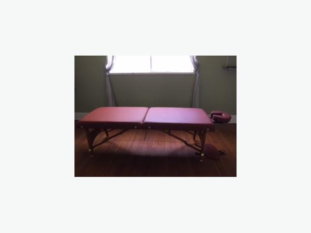 Massage Table $120 OBO