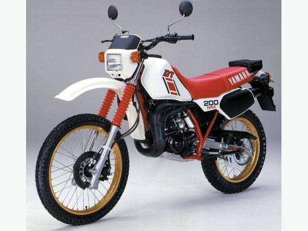 Yamaha DT200 Wanted