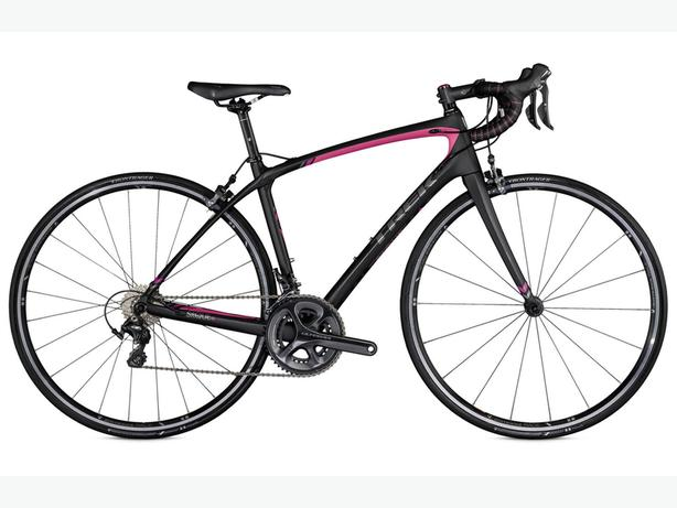 2016 Womans 52cm Trek Silque SL Road Bike