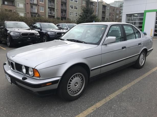 1991 BMW 525i - Local - Garage Kept - One Owner