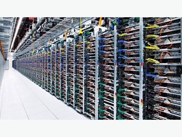 Liquidating a Server Room