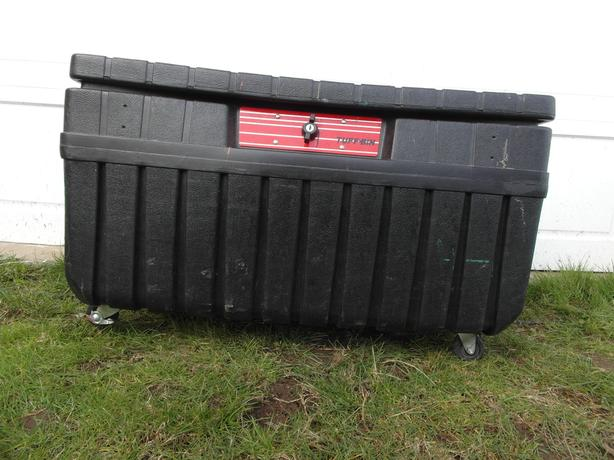 Large Tuff-Bin storage chest-bin-  N. Duncan