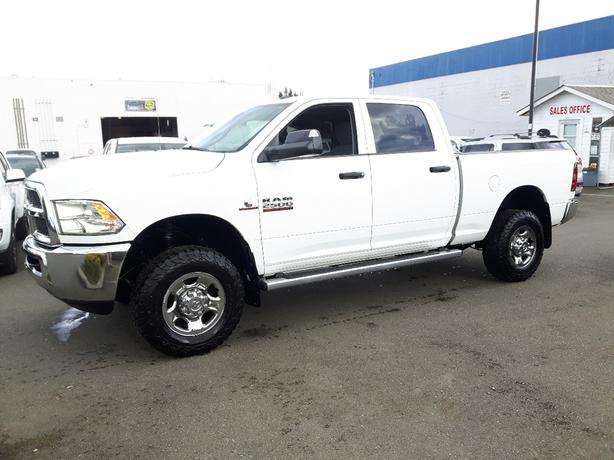 USED 2013 RAM 2500 HD 4X4 SXT DIESEL CREW CAB FOR SALE IN PARKSVILLE
