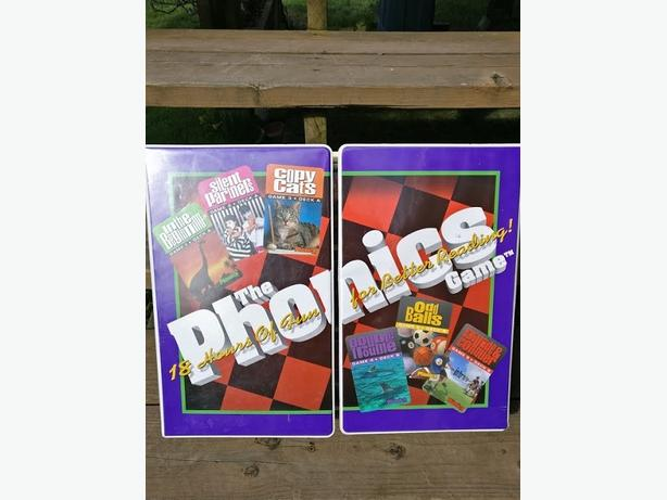 The Phonics Game
