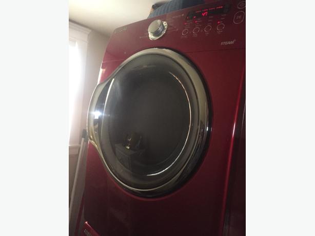 Free Samsung Dryer