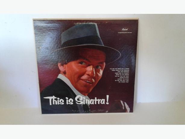 Frank Sinatra on Vinyl