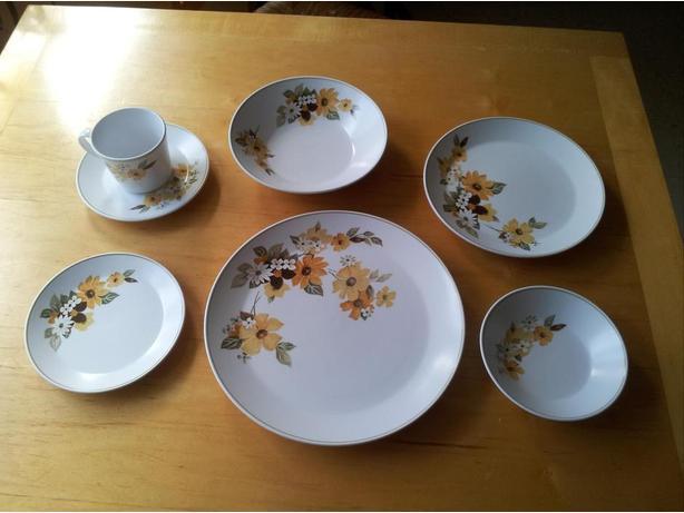 Noritake China Set – 49 Pieces