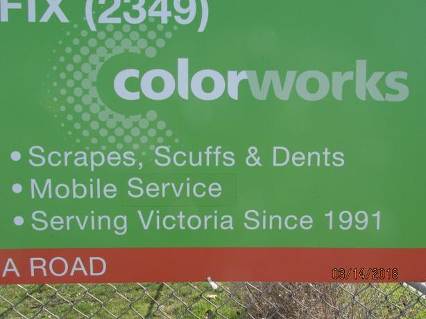 Mobile Paint Technician