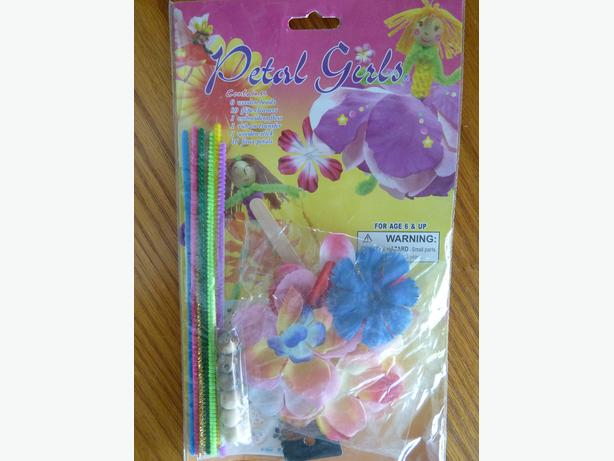 flower doll making kit New