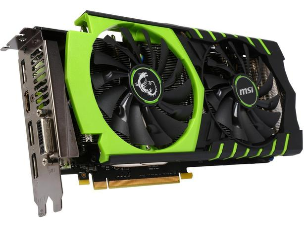 MSI GeForce GTX 960 DirectX 12 GTX 960 GAMING 100ME