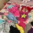 girls clothes lot size 4-6