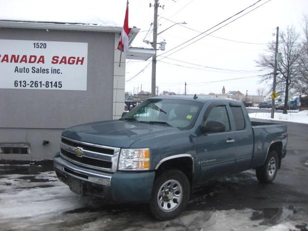 2009 Chevrolet Silverado1500, AWESOME 4WD, 12M.WRTY+SAFETY $9990