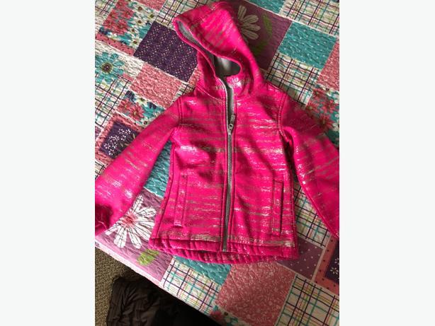 water proof girls jacket
