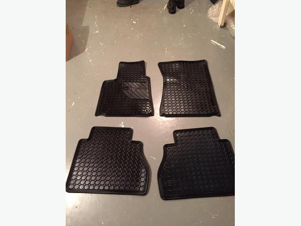Toyota Trunda floor mats