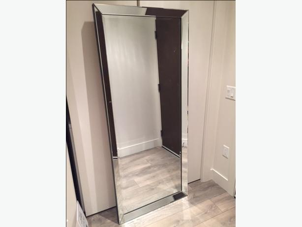 Full Length Mirror 6' x 2'