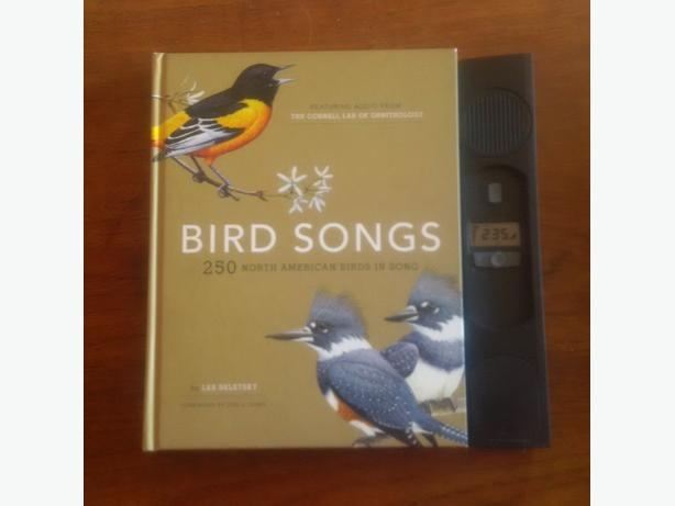 Bird Songs 250 North American Birds In Song Hardcover Central