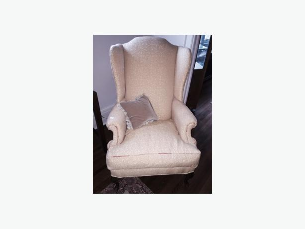 Classic Wing Chairs (2)