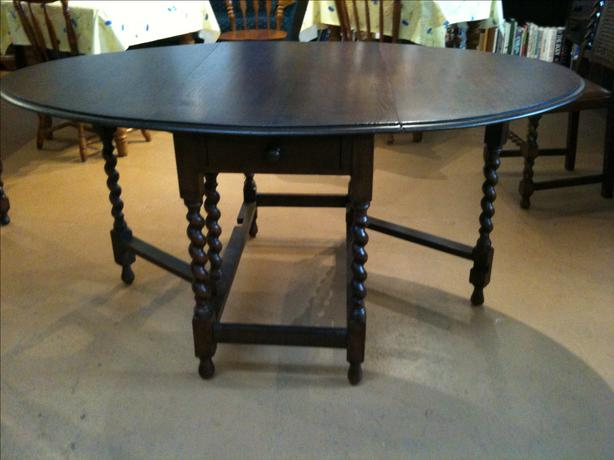 Antique Dining Set -  REDUCED FOR QUICK SALE!!