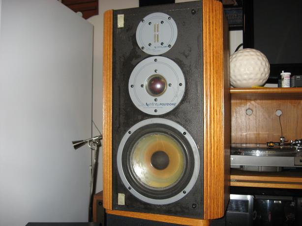 Infinity rs 6b Speakers