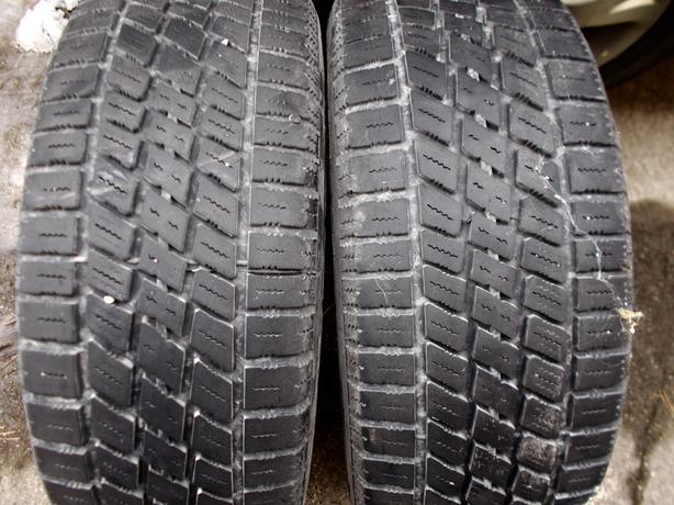 Great Deal on Four Nordic Mud and Snow Tires