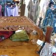 Carved Table/Tray