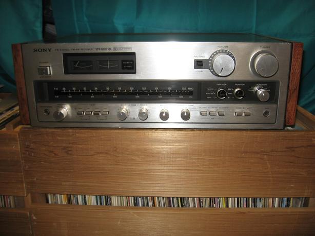 Sony str 6800 Sd Receiver