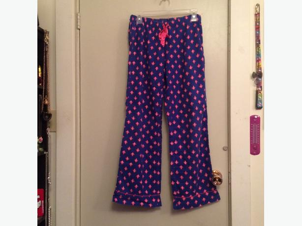Ladies XS Joe Fresh Pajama Pants