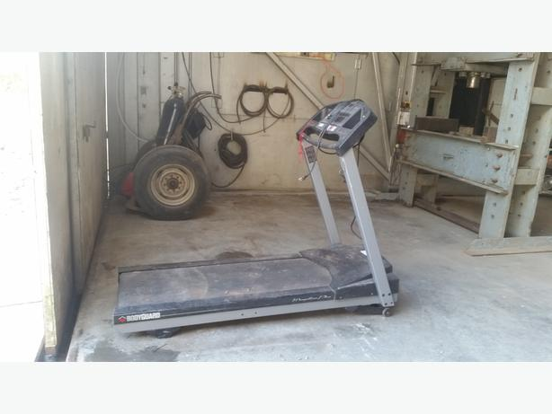 Bodyguard Treadmill