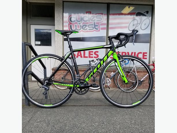 Scott Speedster - Cycles West Bike of the Day