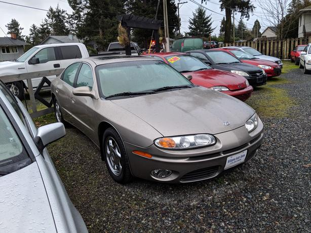 2003 Oldsmobile Aurora Low Kms Fully Loaded On Sale